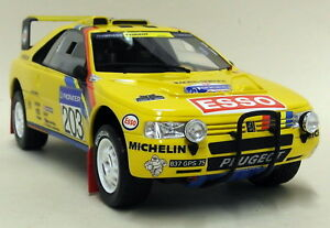 Otto-1-18-Scale-peugeot-405-Grand-Raid-1990-Dakar-rally-Resin-Model-Car