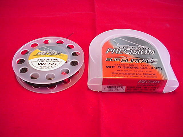 Cortland  Precision Sinking Type III Fly Line WF5S GREAT NEW  fast shipping worldwide