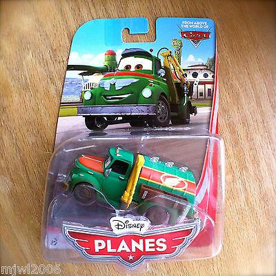 Mattel Disney planes partie 1//cbm50//Chug