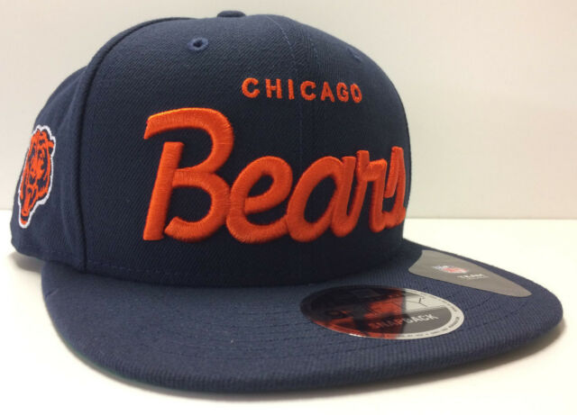 137fc3ee1284d7 Chicago Bears New Era 9FIFTY Snapback Cap Hat Christmas Vacation Historic  Script