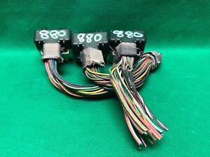 Details about 96 DODGE RAM DAKOTA 5 2 ECU PCM P56040923 HARNESS PLUGS  WIRING CONNECTORS 809