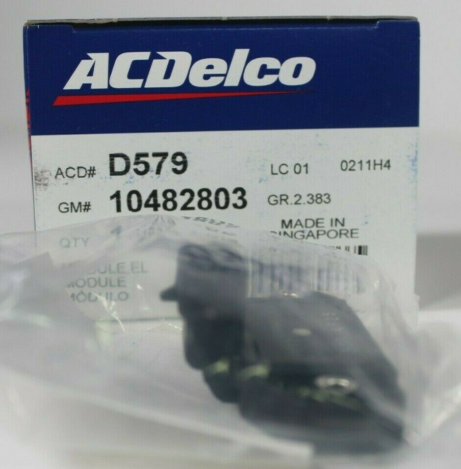 ACDelco D579 GM Original Equipment Ignition Control Module without Coil