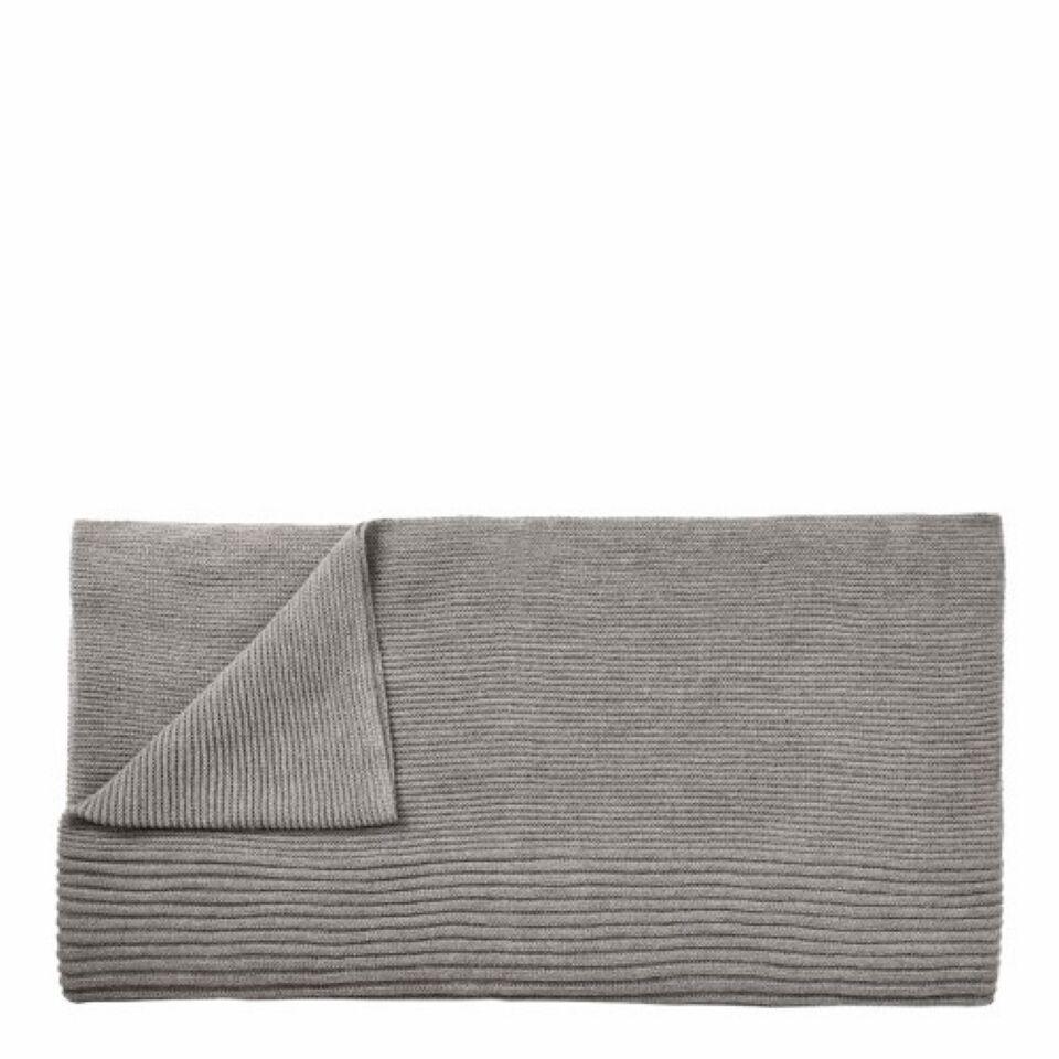 Plaid, ægte tæppe, Baby lamauld