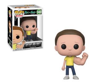 Pop! Animation: Rick & Morty - Sentient Arm Morty #340