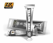 Ak Interactive AKI 453 True Metal Wax Old Bronze 20ml Tube