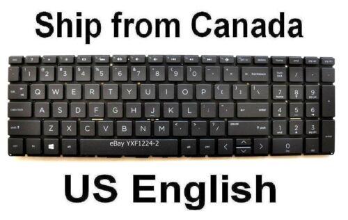 US Keyboard for HP 15-DA0032CA 15-DA0042CA 15-DA0050CA 15-DA0080CA 15-DA0093CA