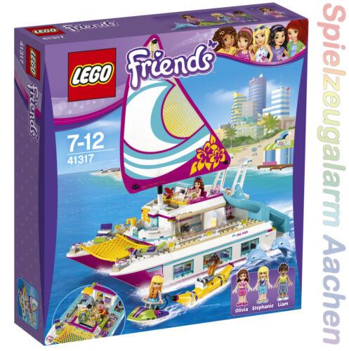 LEGO Friends 41317 Sonnenschein-Katamaran Sunshine Catamaran N7//17