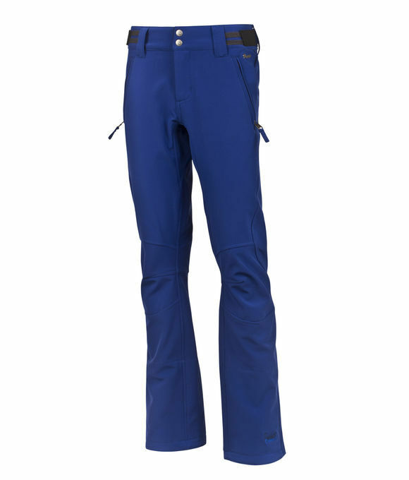 PROTEST Jethose enge Skihose rotworth Softshell-Ski-Hose blau S M L XL 40 42 44