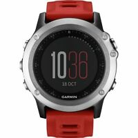 Garmin Fenix 3 Silver Gps Running Triathlon Glonass Sports Gps Activity Watch