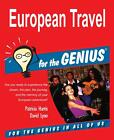 European Travel for the GENIUS von David Lyon und Patricia Harris (2016, Taschenbuch)