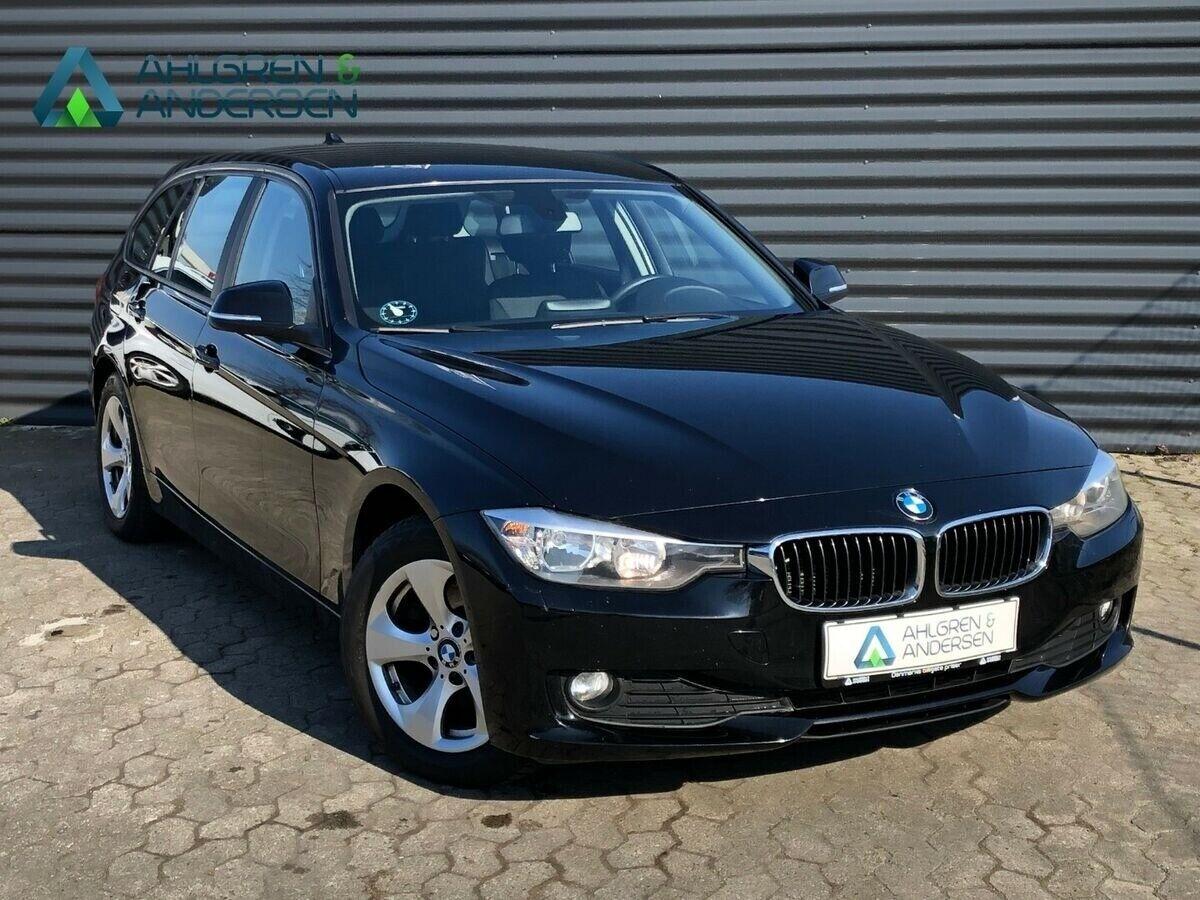 BMW 320d 2,0 Touring 5d