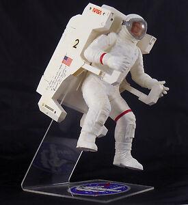 Vtg Astronaut Bruce McCandless SIGNED NASA MMU Model ...