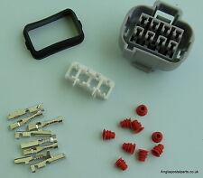 8 pin connector suit Eberspacher Hydronic II-D5Z-H diesel heater....Freelander