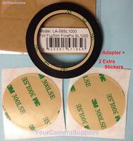 To-> Fuji Finepix Sl1000 S8300 S8500 S8200 S8400 S9150 S9200 58mm+2 Stickers