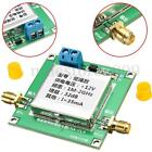 0.01-2000MHz 2Ghz 32dB DC Broadband Low Noise Amplifier LNA RF Module UHF HF VHF
