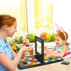 Rubiks-Race-Puzzle-Board-Game-Brettspiel-Zauberwuerfel-Mind-Game-Kind-Spielzeug