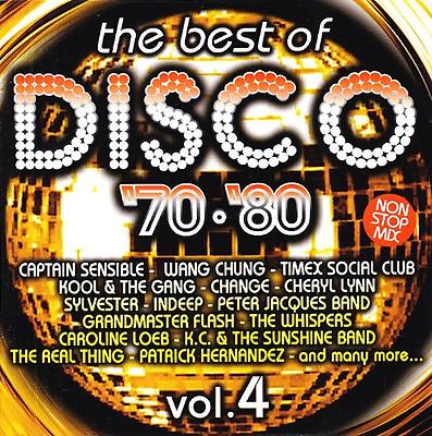 The Best Of Disco '70-80' Vol. 4 CD