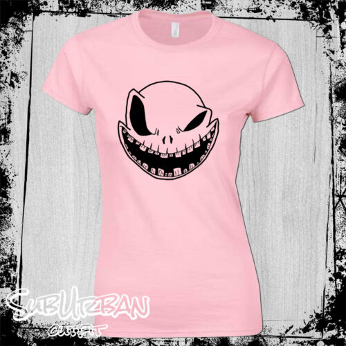 Pumpkin King Halloween Funny Luminescence fancy dress Women/'s T-Shirt