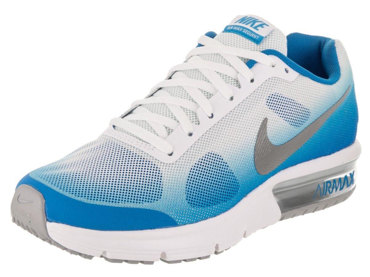 Nike Air Max Sequent GS Neu Gr:36,5 90 95 97 Blau 1 Blau 97 724983-402 jordan ultra 1823a3