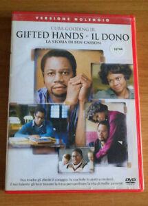 gifted-hands-il-dono-DVD-usato-FILM-DI-MEDICINA-DOCUMENTARIO-COMMEDIA-CUBA-SPAIN