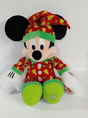 DISNEY Store Plush CHRISTMAS MICKEY MOUSE - DISNEY BABY x ...