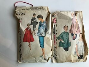 2-Maternity-Clothing-Vintage-Sewing-Patterns