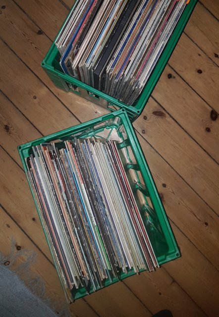 LP, Mixed, 130 mixed LPs, mostly in very good conditions,…