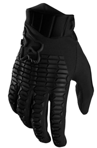 FOX RACING pour homme Noir noir défendre Mountain Bike Cyclisme Gants X Large XL