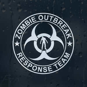Zombie-Outbreak-Response-Team-Car-Decal-Vinyl-Sticker