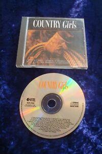 CD-COUNTRY-GIRLS-VARIOUS-ARTISTS-25-CLASSIC-TRACKS-K-TEL-MUSIC-ORIGINAL-UK-CD