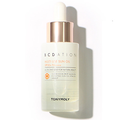 [TONYMOLY] BCDation Multi Use Sun Oil SPF50+ PA++++ / Korean Cosmetics