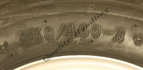 Radlager & High Speed Anhänger Satz 4.80/4.00-8 Straße Gesetzliche Räder Bootsteile