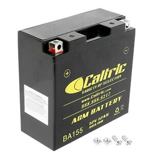 AGM Battery for Yamaha XVS1100A V-Star 1100 Classic 2000-2009