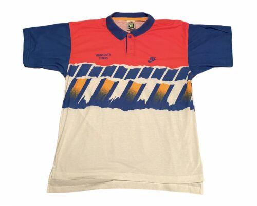 Vintage 90s Nike Neon Challenge Court Agassi Tenni