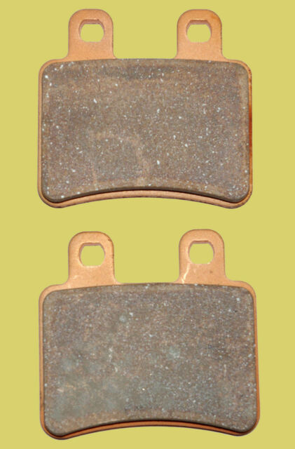 Yamaha XT125R brake pads - front or rear sintered (2005-2012) FA350HH type