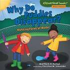 Why Do Puddles Disappear?: Noticing Forms of Water by Christine Schneider, Martha E H Rustad (Paperback / softback, 2015)