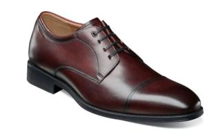 Florsheim-Mens-Shoes-Amelio-Cap-Toe-Oxford-Burgundy-14243-601