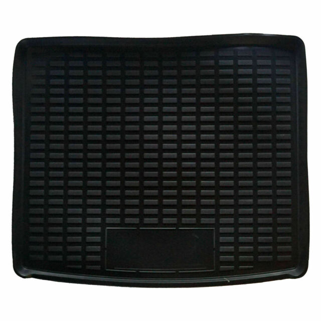 TAILORED RUBBER BOOT LINER MAT for Vw Touareg Facelift since 2014-2018