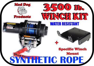 KFI Winch Mount Kit Arctic Cat 250 300 400 500 2x4 4x4 2002-2005
