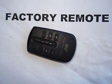 JVC RM-RK16 AUDIO SYSTEM REMOTE CONTROL