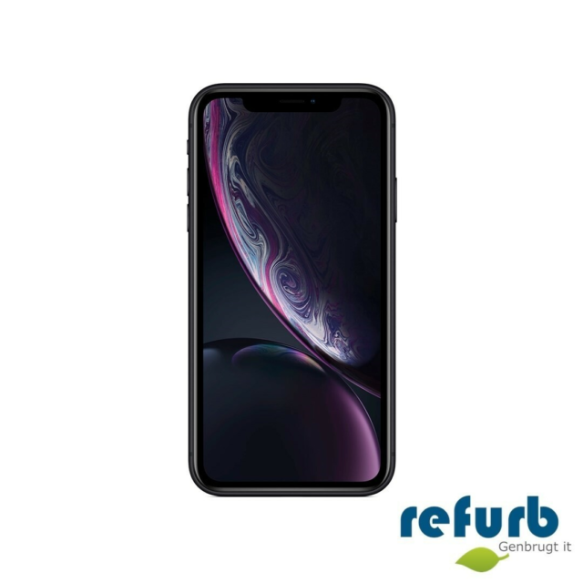 iPhone XR, GB 128, sort, 128GB, Bluetooth, Sort  Fordele…