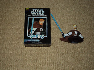 Star Wars Bust ups Obi wan Kenobi Clone wars new in box