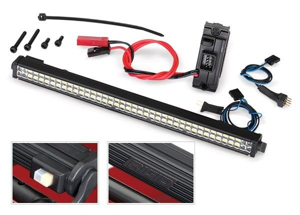 Traxxas TRX-4 Rigid LED Lightbar Kit w/Power Supply - TRA8029