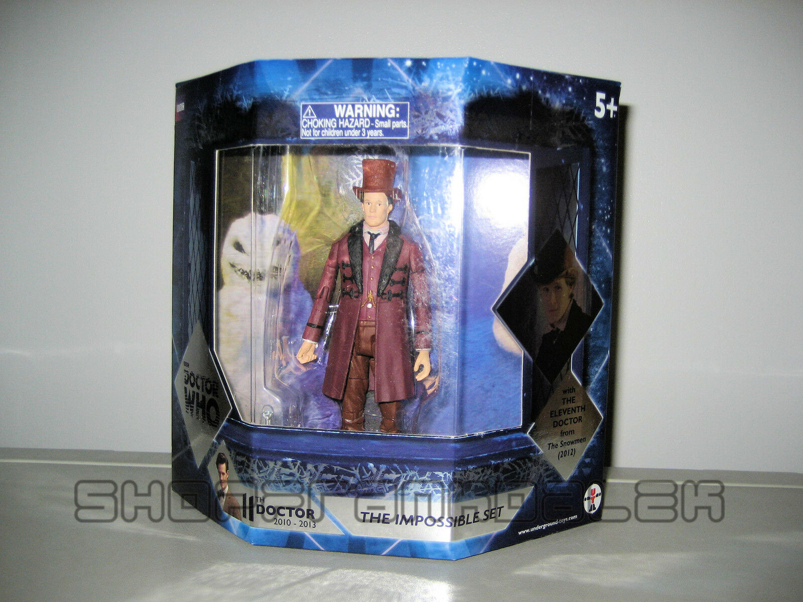 Doctor Who - The Impossible Set (11th Doctor, Clara Oswin Oswald)