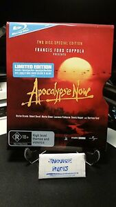 Apocalypse-Now-Limited-Collector-039-s-Metal-Slip-Case-not-steelbook