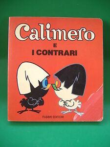 CALIMERO-E-I-CONTRARI-FABBRI-EDITORI-1989