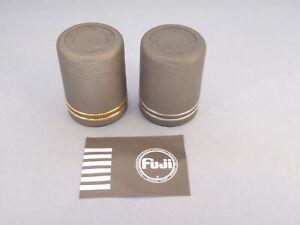 1pc Fuji Japan Tackle Fishing Rod Building ERC Rubber Butt Cap Choose Size