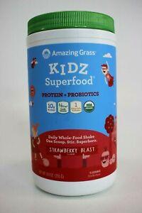 Amazing-Grass-Kidz-Superfood-Protein-Probiotics-Strawberry-Blast-8-9-oz