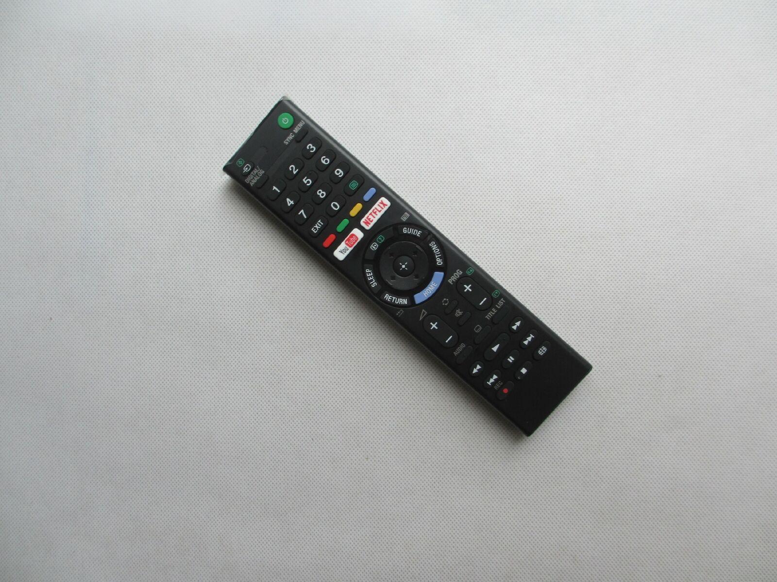 New Sony KD-43XE8396 Tv  Voice Remote Control