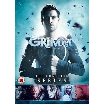 Grimm: The Complete Series (Box Set) [DVD]